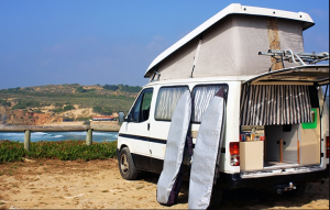 Road Trip With a Campervan